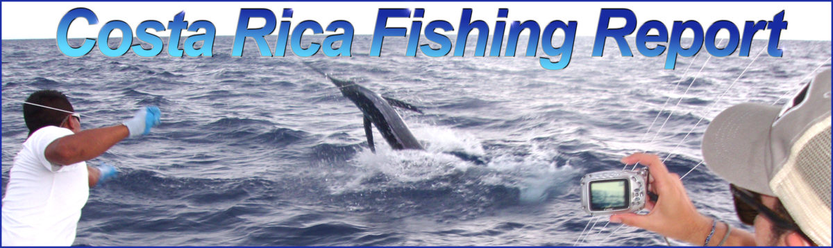 Costa Rica Fishing Report from FishingNosara