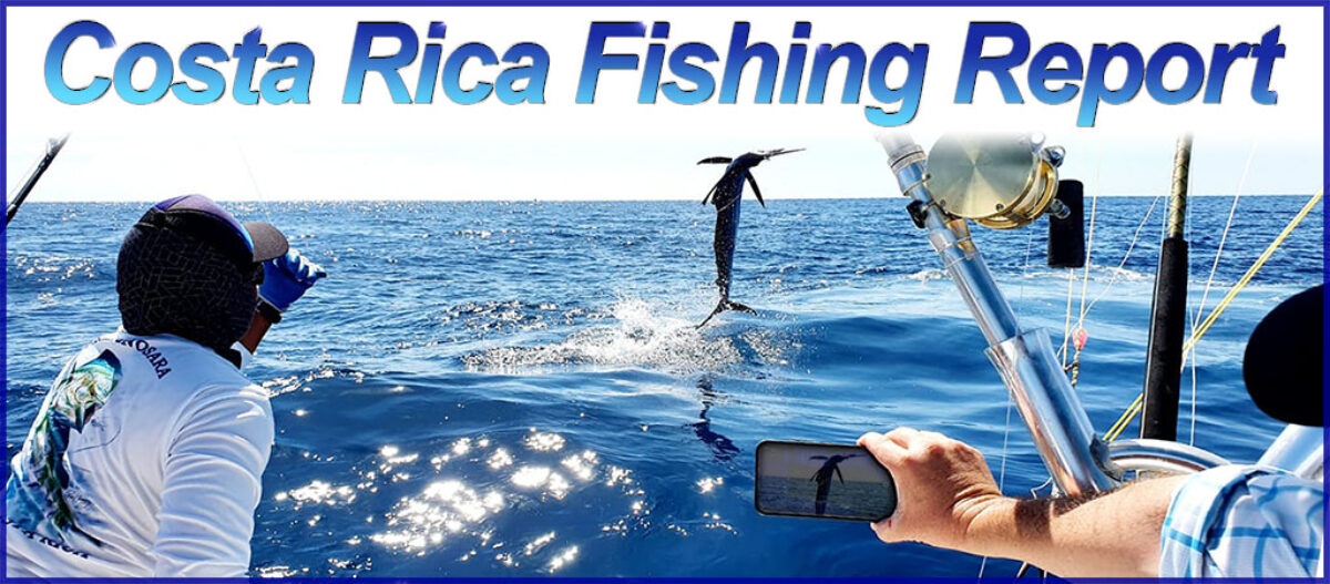 Costa Rica Fishing Report from FishingNosara